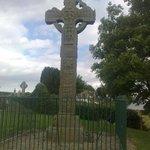 ancient cross at ardboe