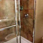 Bathroom - standing shower only (no tub)