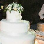 наш красавец торт