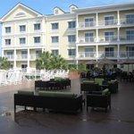 Main Hotel Terrace