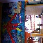 Reception coloratissima
