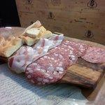 Small meat platter - La Prosciutteria