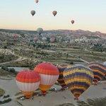 Ballooning at Cappadocia