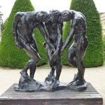 Rodin's The Three Shades - 1881