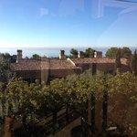 Vista desde habitacion en The Resort at Pelican Hill