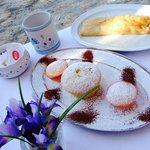 Glorious breakfasts