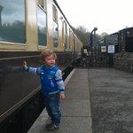 George @ Avon Valley Railway