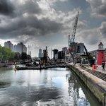 dramatic Rotterdam