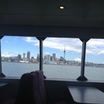 View from Harbot Cruise