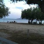 Vue Piso Alyki beach