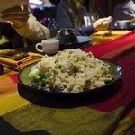 Very nice fried rice