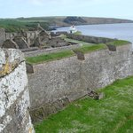 Charles Fort Exterior