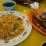 Nasi Goreng Ikan Terubuk