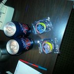 MoonPies and soda