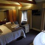 New Moor Tower bedroom