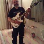 la guitare Kurt cobain