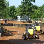 Kart Cross Dirt Racing