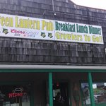 The only eatery in Copalis Beach