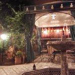 Riad Catalina, courtyard