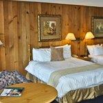 Sunrise Villa Room, Madden's Resort on Gull Lake, Brainerd MN