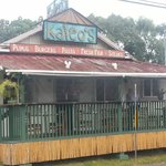 Kaleo's Bar & Grill + pictures of the village.