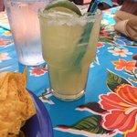 Margarita for my sweetheart!