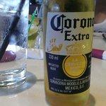 The Corona really hits the spot.