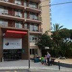 Ingang PABISA BALI  hotel ****