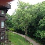 room view rom balcony