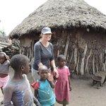 our host village children