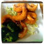 Veggie Shrimp