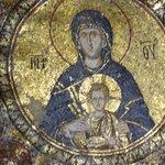 Museu Kariye (Igreja de São Salvador em Chora) - mosaico