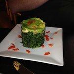 Kale stack