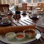Breakfast dosa��