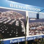 Placa de Punta Del Leste