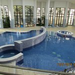 Indoor Pool and safe kids swimming