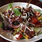 Cajun salad ��