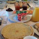 Quel petit déjeuné