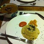 carne com curry