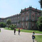 Il Museo visto dal Parco