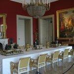 La Sala da Pranzo Reale