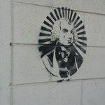 Savannah graffiti