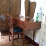 mobilier, état des boiseries