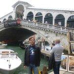 Венеция. У Риальто