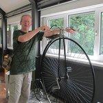 en cykel modell äldre