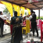 Band at Mexican eatery