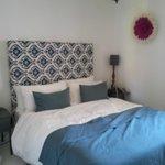 master bedroom in La Belle Nuit