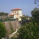 La Villa ed i giardini