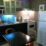 Kitchen - Room 203
