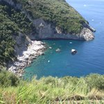 Baja di Mitigliano, Termini